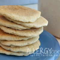 Hearty, Fluffy, Gluten Free Pancakes