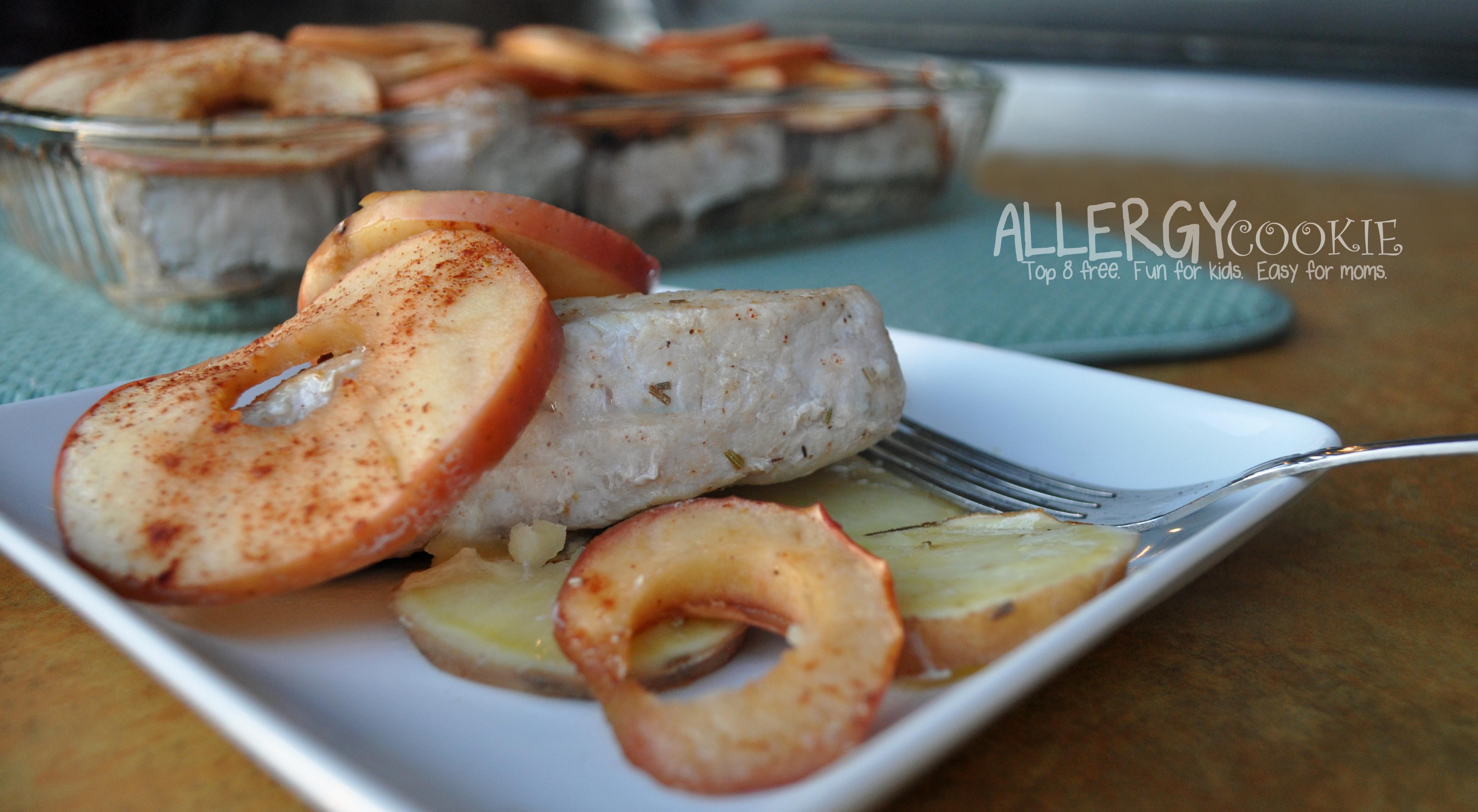 Pork & Sweet Potato Casserole
