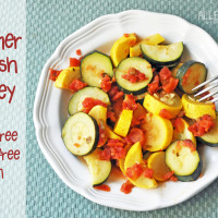 Spicy Summer Squash Medley