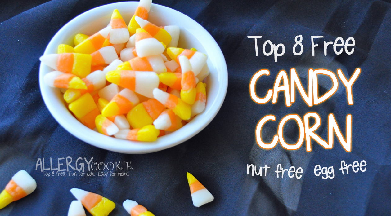 Homemade Candy Corn (egg free, nut free, vegan)