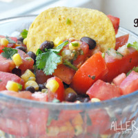 Tasty Corn Bean Salsa