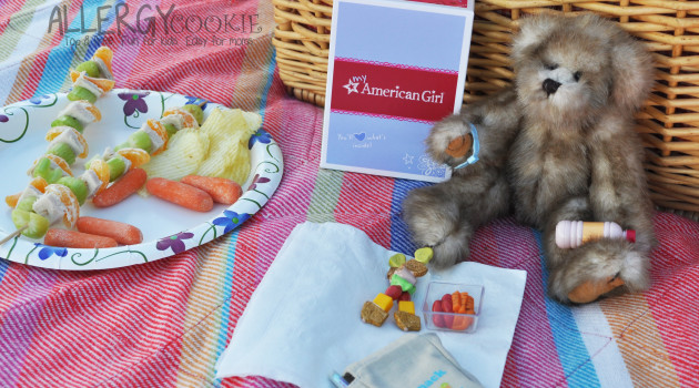 Teddy Bear Picnic and American Girl Giveaway