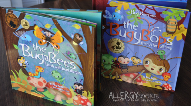 Bugabees Book Review and Giveaway