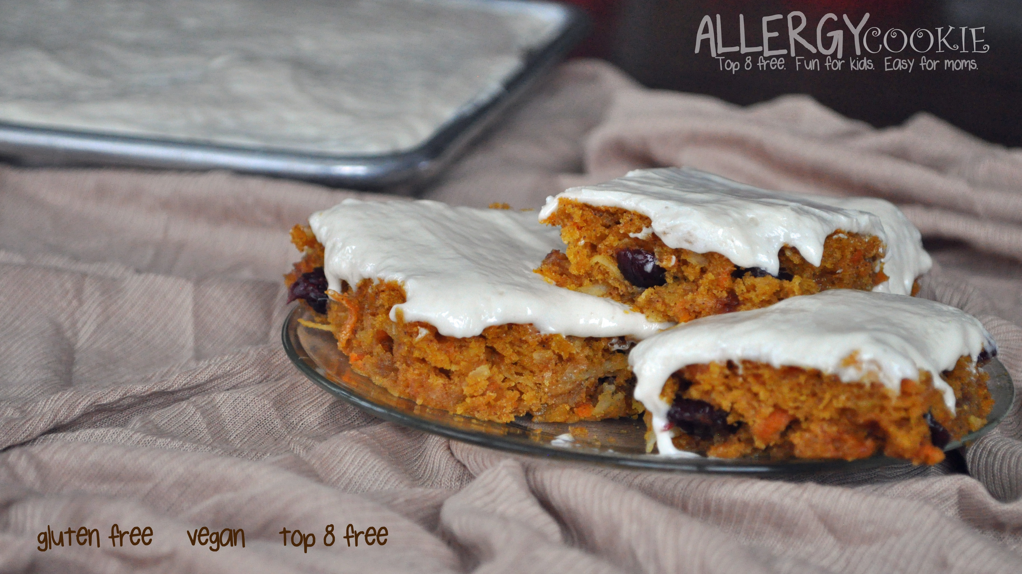 Pumpkin Sheet Cake With Cream Cheese Frosting Tiffany