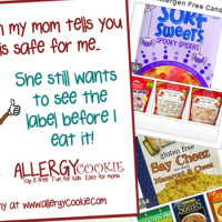 Labels: Why Food Allergy Parents Seem So Overprotective